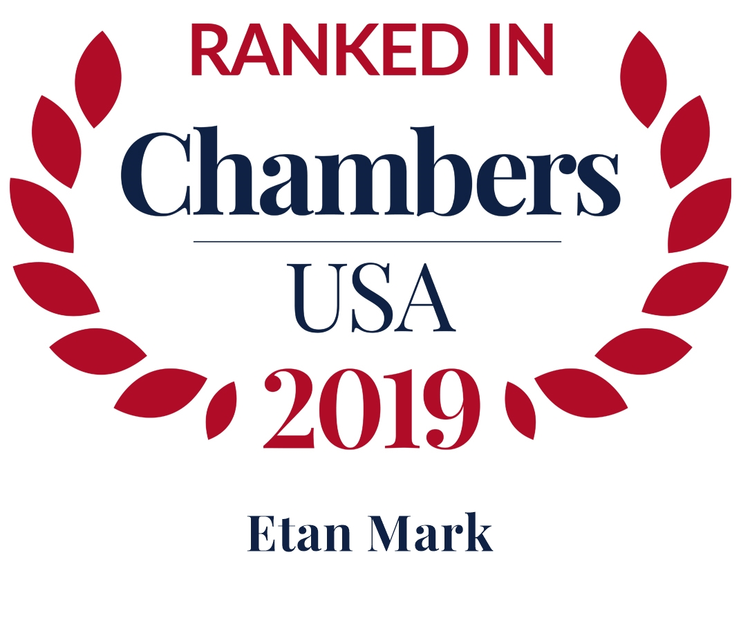 Chambers 2019 Leading Individual Seal